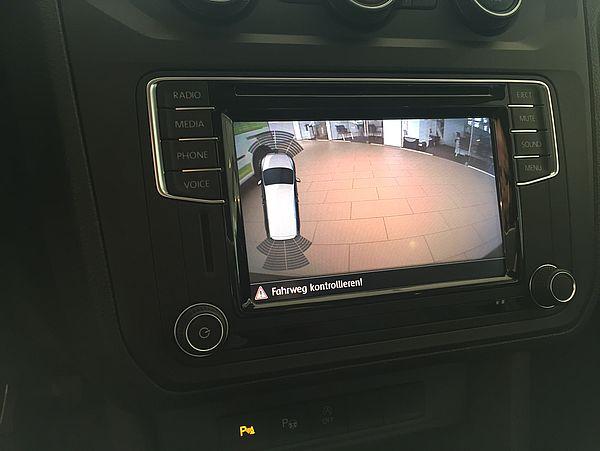 Volkswagen Caddy | Axion AG